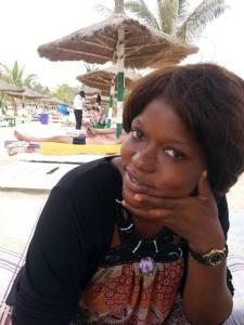 Jainaba Bojang aka Ndey